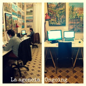 Ongoing: Agencia de comunicación online