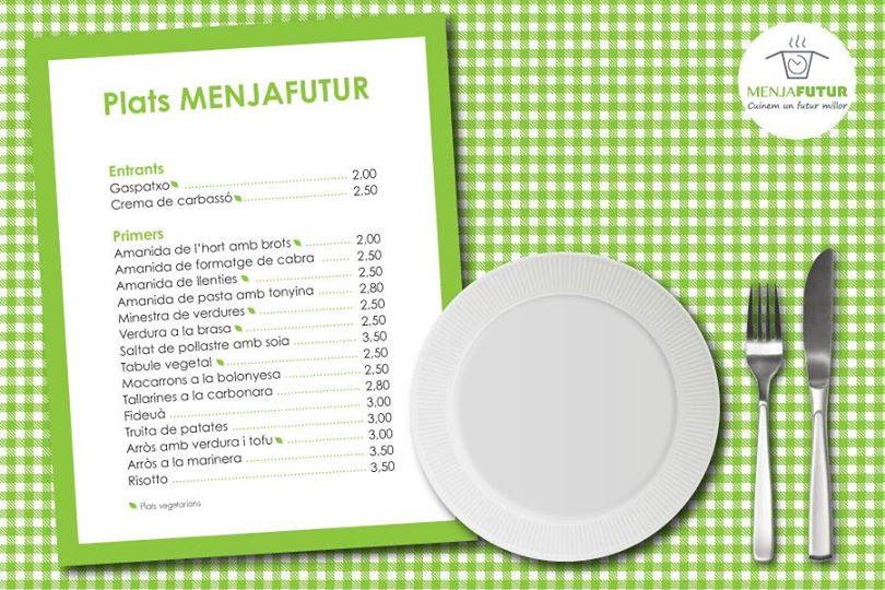 carta menja futur